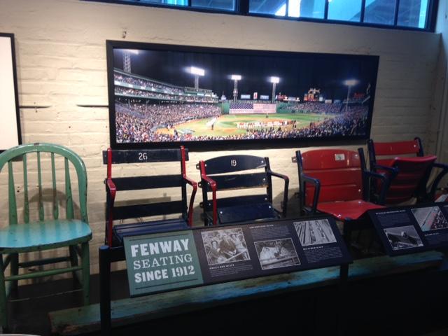 fenway seating
