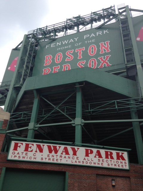 home of fenway park