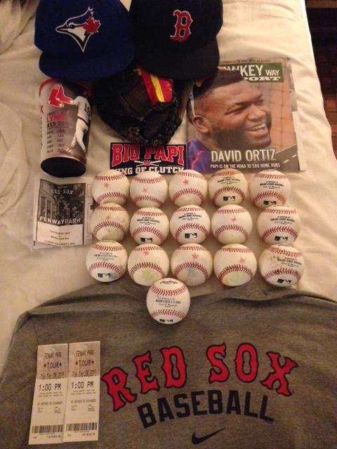 baseballs and stuff
