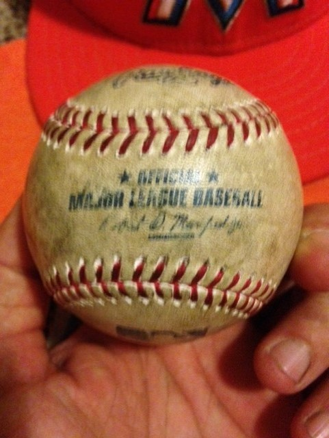 beat up nicasio ball
