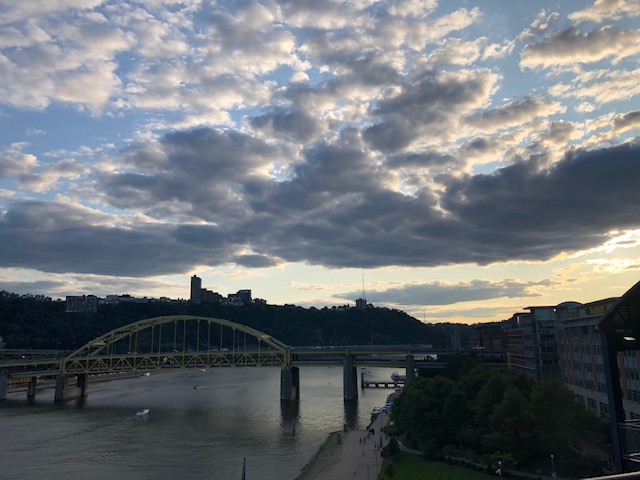 ft duquesne bridge