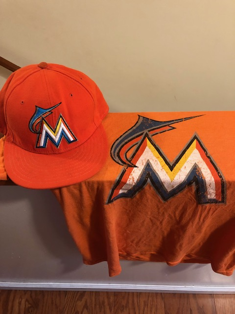 marlins gear